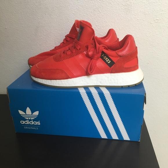 Adidas zapatos zapatos zapatos Rojo Iniki i5923 originales poshmark a90fcb